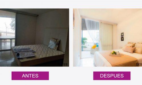 Home Staging - Antes y Después de Casas 2 - Revalorización de tu vivienda