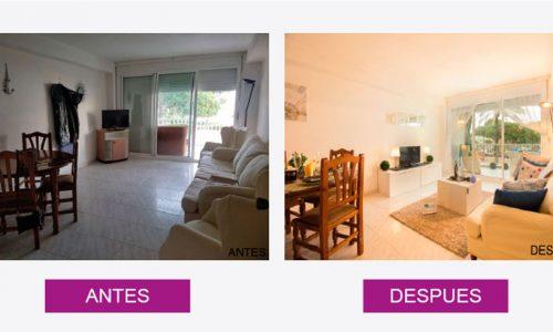 Home Staging - Antes y Después de Casas 3 - Revalorización de tu vivienda