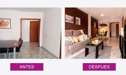 Home Staging - Antes y Después de Casas 4 - Revalorización de tu vivienda