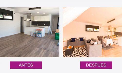 Home Staging - Antes y Después de Casas 5 - Revalorización de tu vivienda