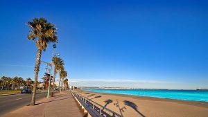 Playa La Pineda en Vila-seca